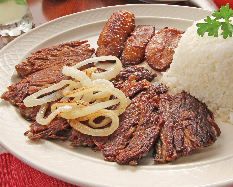 Vaca Frita/ Fried Beef
