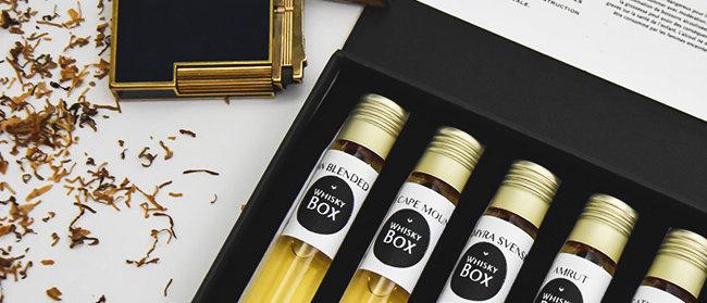 """Coffret de dégustation de Whiskys """"Compass Box"""""""