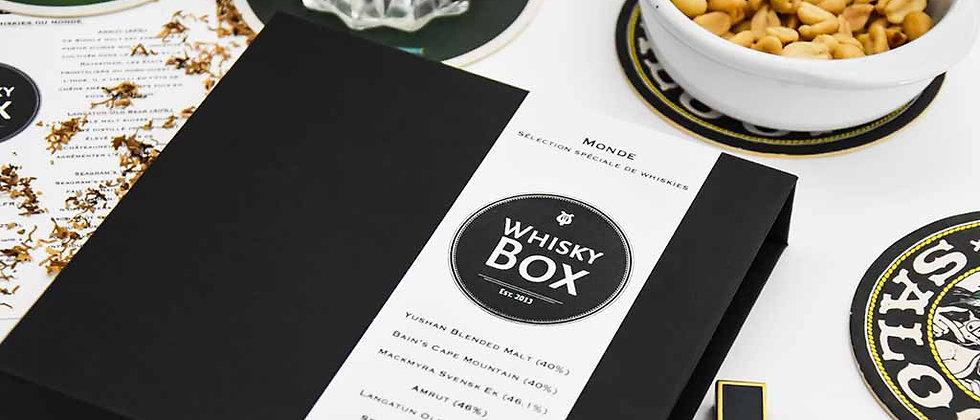 Coffret dégustation de Whiskys - Dun Bheagan - Ecosse