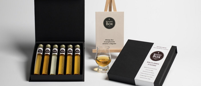 Coffret découverte Islay whisky