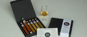 """Coffret dégustation de Whisky """"Malts Rares d'Ecosse"""""""