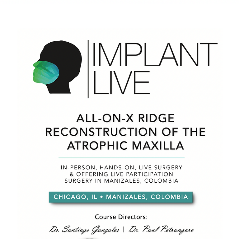 HANDS ON ALL-ON-X RIDGE RECONSTRUCTION OF THE ATROPHIC MAXILLA (1)