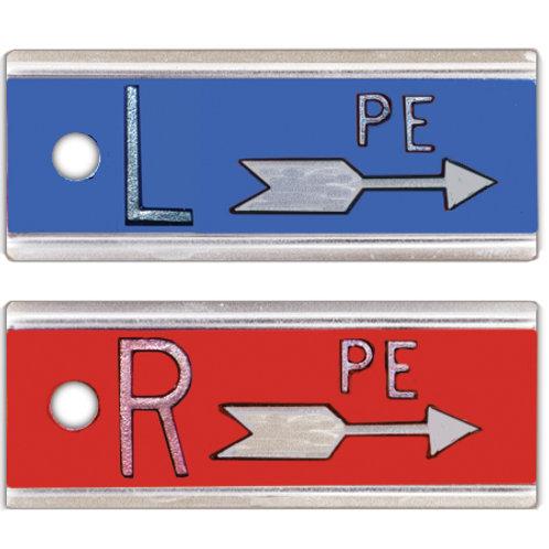R & L Arrow Markers - Elite Style