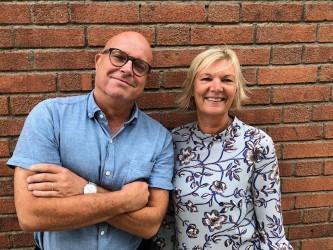 Möt Christina Stolperud och Thomas Westberg från Mabi Hyrbilar