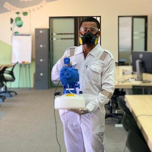 Regular sanitizing at Biliq.jpg