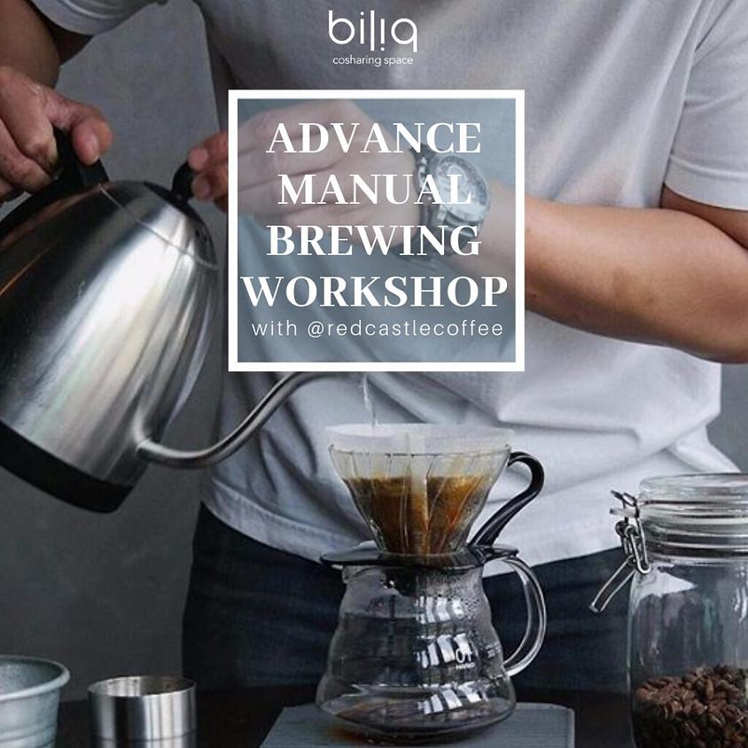 Advance Manual Brewing Workshop