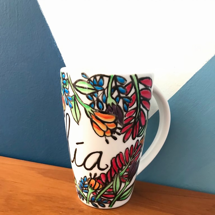 Flowers & Folliage Ceramics Art