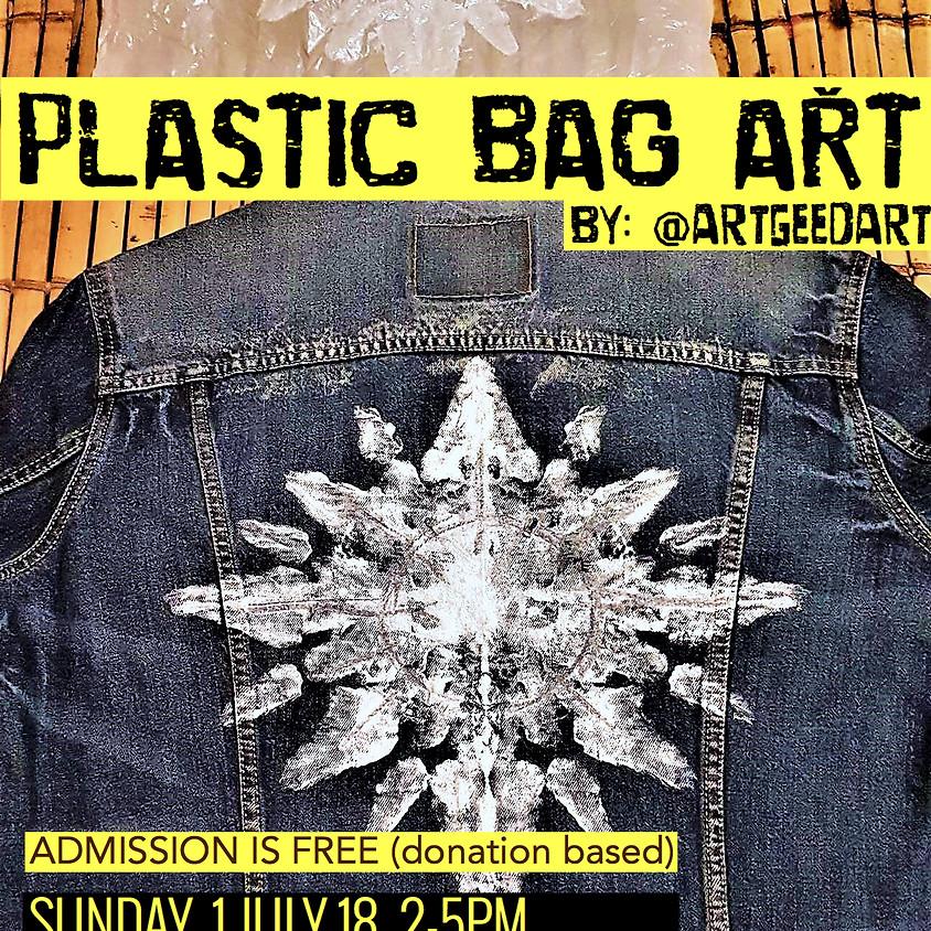 Plastic Bag Print Workshop
