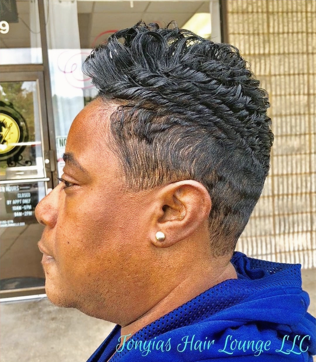 WASH WRAP/CURL (Regular style only)