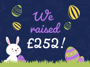 Easter Prize Draw Fundraiser