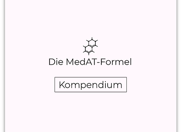 Power-Up 2: Das MedAT-Kompendium