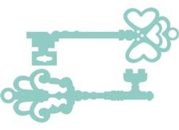 Antique Keys by Kaisercraft