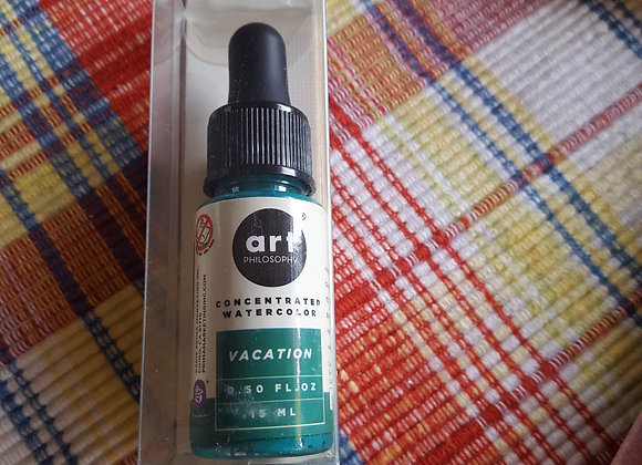 Watercolor Concentrate - Vacation