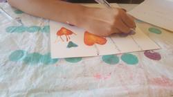 We love watercolors