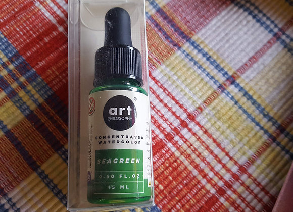 Watercolor Concentrate - Seagreen