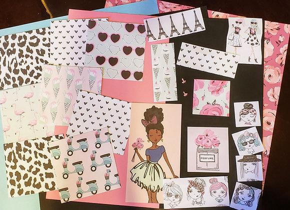 Girly Girl Box Kit