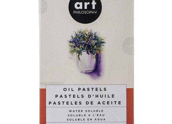 RUSTIC -WATER SOLUBLE OIL PASTEL