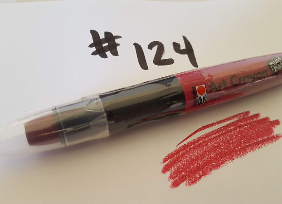 Marabu Creative Art Crayon Pomegranate