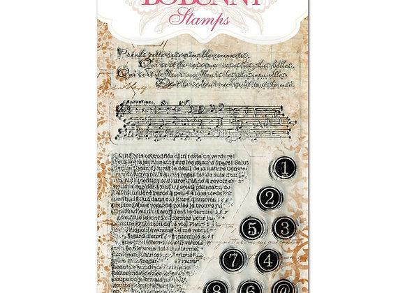 BoBunny Stamps
