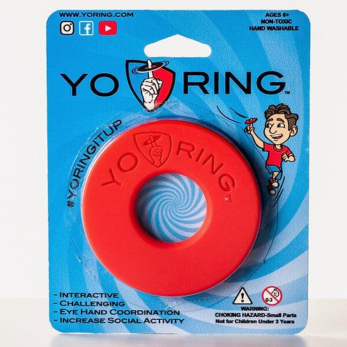 Red Single - Yo Ring