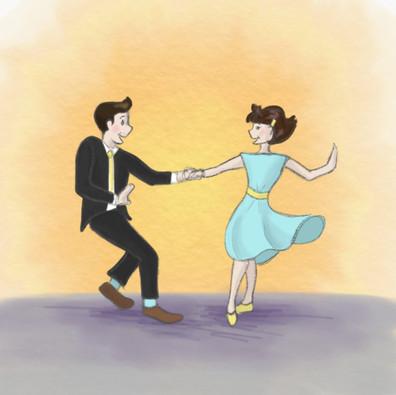 1. Cute Cartoon Art Style