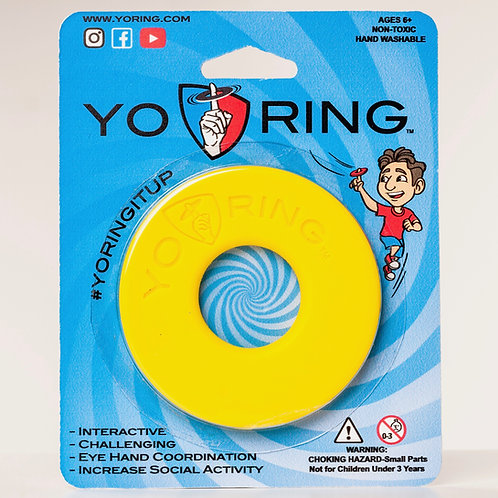 Yellow Single - Yo Ring