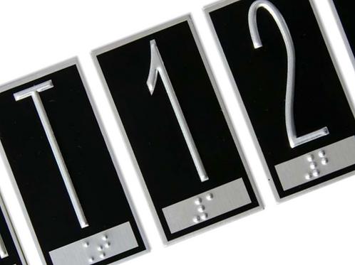 Braille para Elevadores