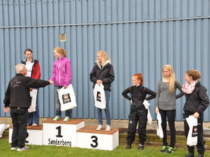 Europa pigerne bankede drengene til stort stævne i Sønderborg