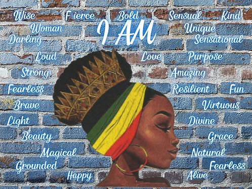 """""""I AM"""" Affirmation Cards"""