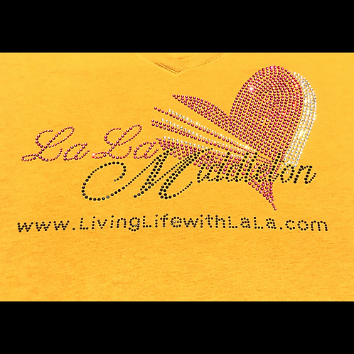 """""""Living Life With LaLa"""" T-Shirts"""