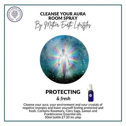 Cleanse Your Aura Room Spray