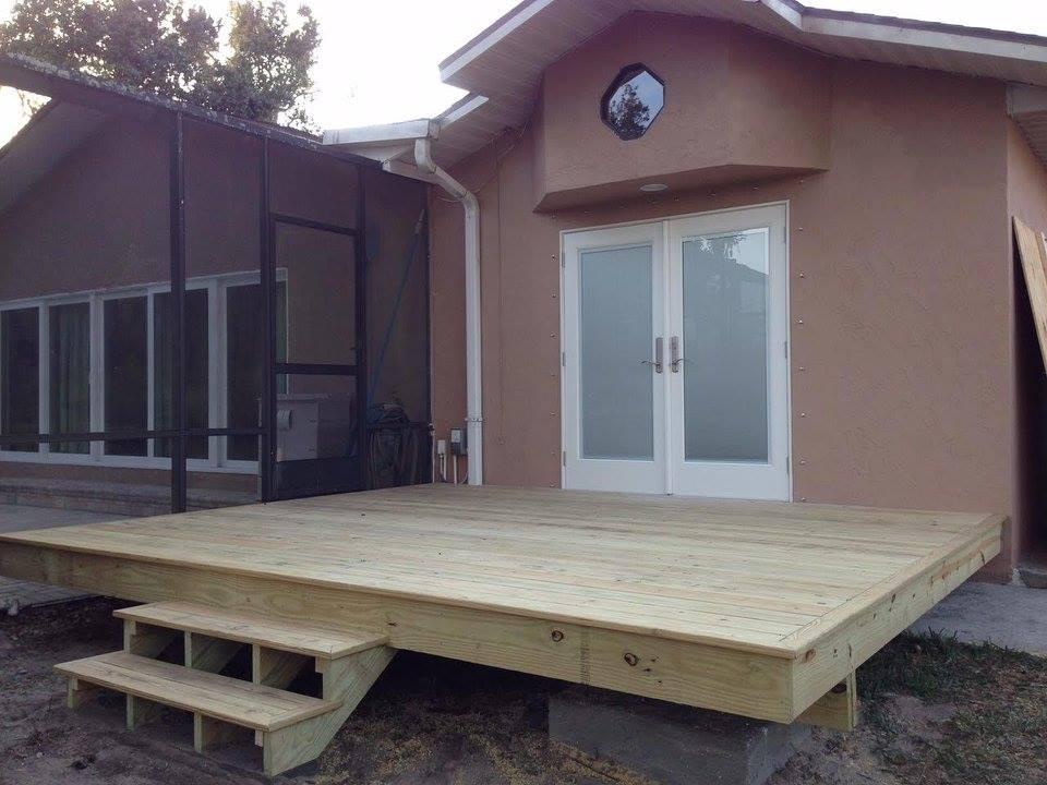 deck-replaced-window-with-door