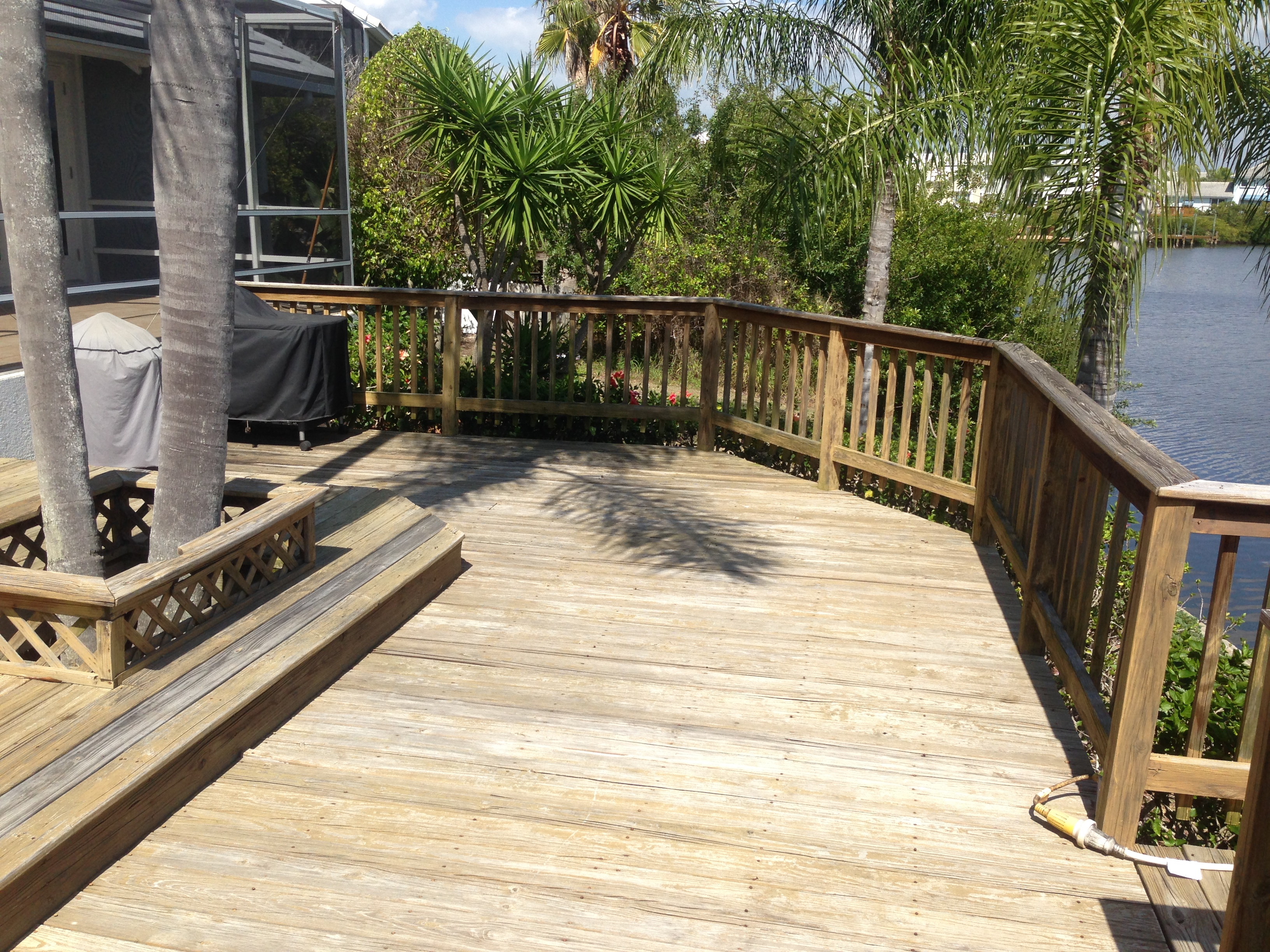 old-wood-deck-railing-before