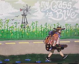 _My Grass is Blue_ #bluegrass #bluegrass