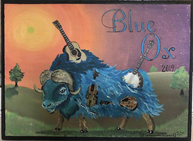 Blue Ox Fest this weekend!! #blueox #blu