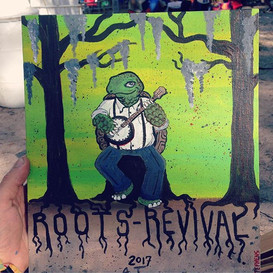 Just got back from Suwannee Roots Reviva