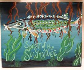 The Suwannee Sturgeon #suwanneeriver #su