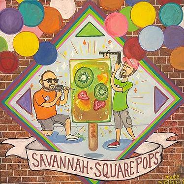 Commissioned piece for _savannahsquarepo