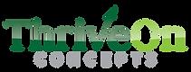 ThriveOn Concepts logo