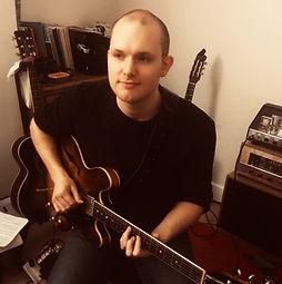 Tom Coppin - Guitar