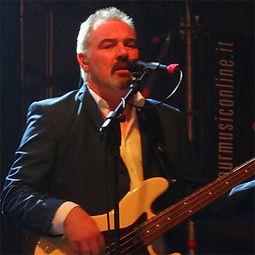 Scott Firth - Bass Guitar
