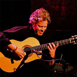 Glenn Sharp - Guitar & Ethnic Plucked Strings