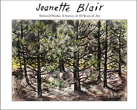 Jeanette Blair, Selected Works: A Survey of 60 Years of Art