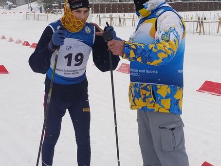 Учень  8-го класу Денис Шинкаренко завоював три медалі на Чемпіонаті України