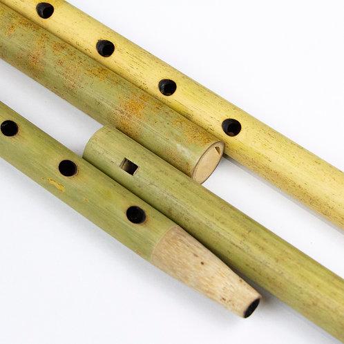Raj Ntsaws | Hmong Bamboo Recorder