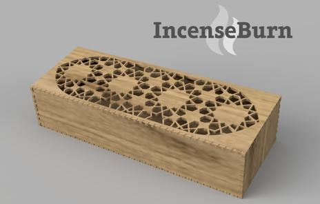 Incense Burn