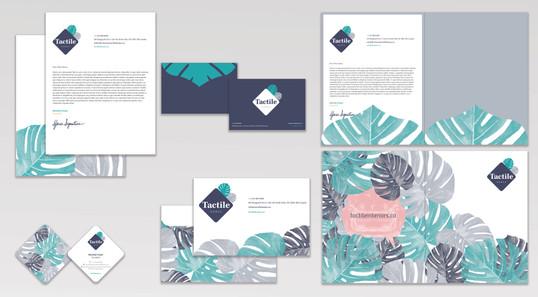Tactile Brand Design + Development