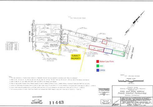 199-201 Main Street Parking Plan