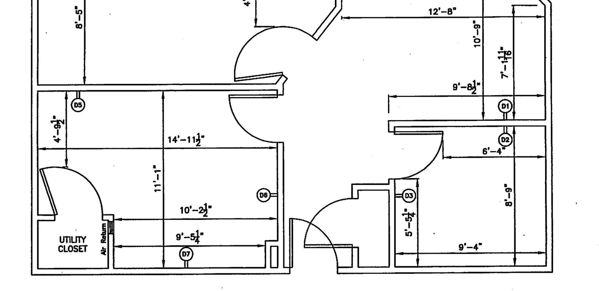 162 Danbury Road - Ground Floor Plan