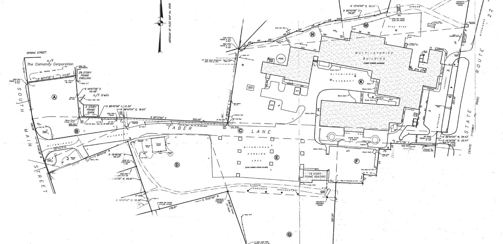 535 Route 22 - Site Plan